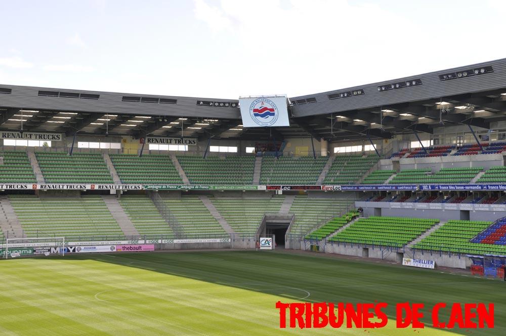 Le stade Michel d'Ornano - Page 2 Lemans02
