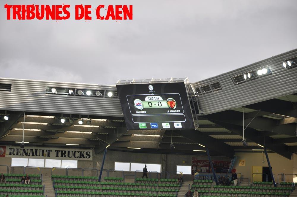 Le stade Michel d'Ornano - Page 2 Lemans05
