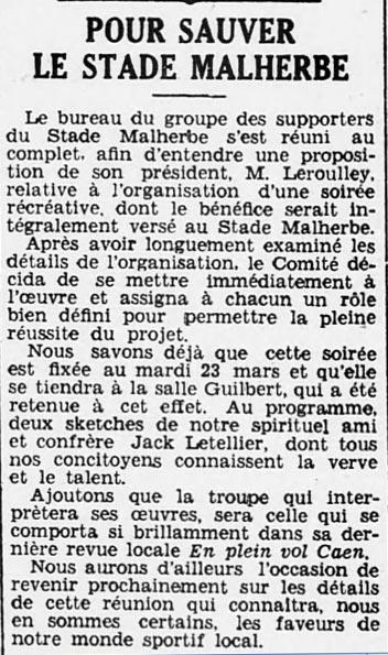Ouest Eclair, 13 mars 1937